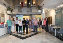 El IES Riu Túria presenta sus proyectos europeos en el 'Erasmusdays'