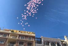 """""""Globus d'esperança"""" per el Dia Mundial contra el Càncer de Mama"""