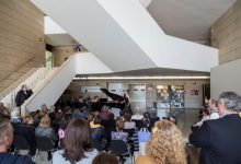 El IVAM ofrece un recital de ópera gratis en el hall del museo