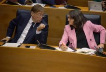 Oltra pide que los presupuestos de 2020 no recorten en el Estado del Bienestar