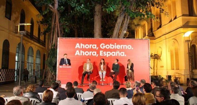 """Puig demana posar """"tot el capital polític del municipalisme"""" a favor d'un govern socialista"""
