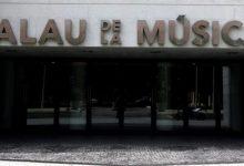 """PP i Cs retreuen """"relaxació"""" en les obres del Palau de la Música"""
