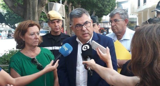 """Fulgencio destaca la """"normalitat"""" en les celebracions: """"Està imperant el caràcter lúdic i festiu"""""""
