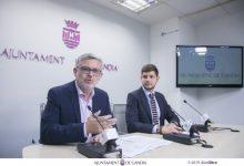 Gandia concedeix ajudes complementàries per a bens afectats per l'incendi de Marxuquera