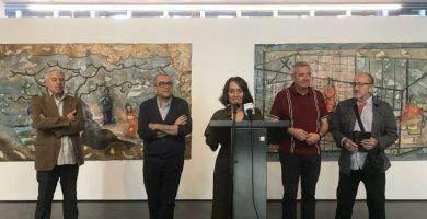 El MuVIM inunda València d'art amb les exposicions de Morea i Cesare Pergola