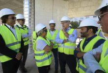Ayuntamiento y GVA retoman la construcción del polideportivo de Nou Moles