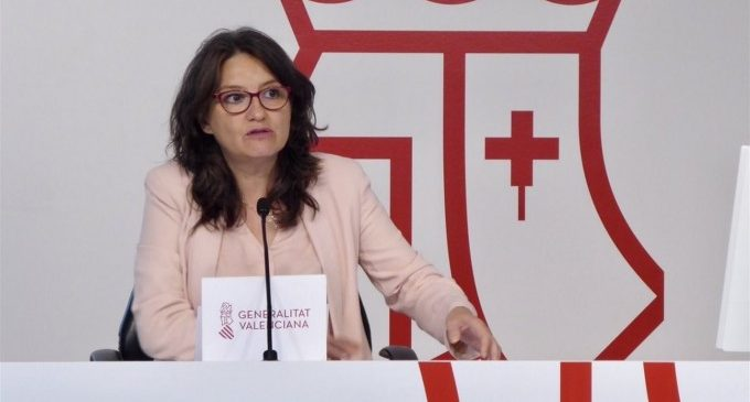 """Oltra espera que el Govern central aborde """"en sintonia"""" amb el Botànic l'agenda valenciana, l'ambiental i la social"""