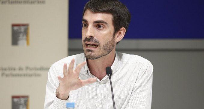 """Pablo Simón: """"Si en alguna cosa anem retardats respecte a Europa és en l'avaluació de les polítiques públiques"""""""