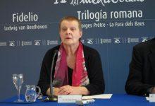Fallece la exintendente del Palau de Les Arts de València Helga Schmidt