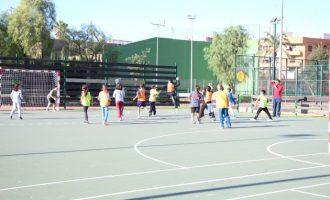 Jornadas deportivas en el Polideportivo de Picassent sobre balonmano