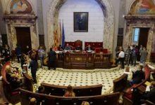 El Ayuntamiento aprueba por unanimidad la comparecencia de Ribó en pleno para tratar el fraude en la EMT