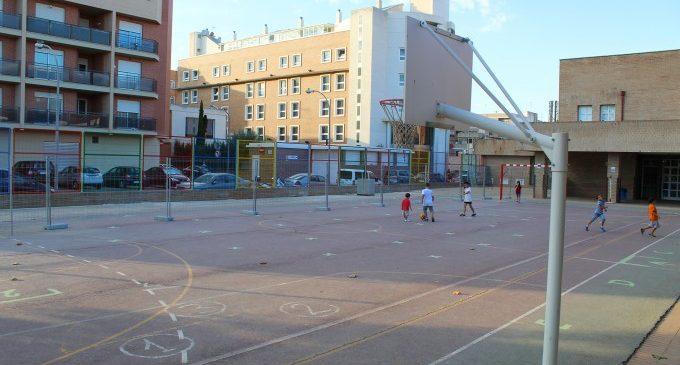 L'Ajuntamnet d'Almussafes obri al públic els patis escolars fora de l'horari lectiu