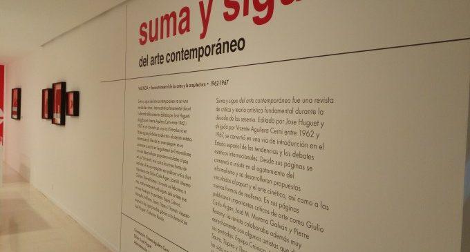 """L'IVAM 'segueix' la trajectòria de la revista dels 60 """"Suma y sigue"""""""