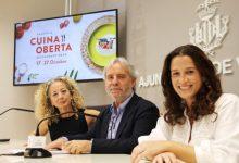 Torna Cuina Oberta de València del 17 al 27 d'octubre