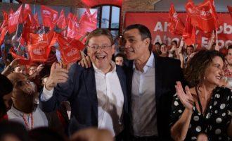 """Puig crida a guanyar """"per més"""" i aposta per un govern """"sense fanatismes"""" que done """"estabilitat i garanties"""""""