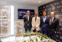 """Ricardo Bofill dissenya el gratacel més alt de València, amb cent metres, per a crear una """"nova porta"""" urbana"""