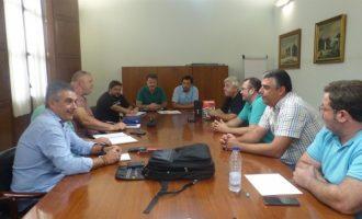 """Grezzi es reuneix amb sindicats d'EMT per a transmetre un """"missatge de tranquil·litat"""" després del frau detectat"""