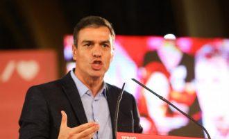 Sánchez anuncia la licitació de l'estudi informatiu del Corredor Cantàbric-Mediterrani