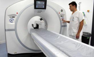 L'Hospital General comptarà amb un TAC que redueix la dosi de radiació