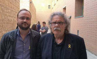 Amenaces de mort a Joan Tardà a les portes de la UV