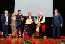 El president de les Corts de Castella-la Manxa clausura la setmana cultural manxega de Mislata