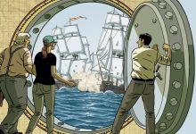 Arqueologia subaqüàtica, caçatresors i el còmic de Paco Roca en el Museu de Prehistòria de València