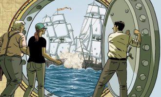 Arqueología subacuática, cazatesoros y el cómic de Paco Roca en el Museo de Prehistoria de València
