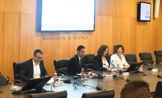 La Diputació i la Universitat avancen en l'impuls d'emprenedors locals