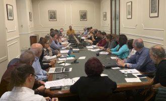 Consenso para celebrar prioritariamente las verbenas de Fallas en fin de semana