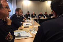 Policia Local i Nacional sumen esforços per a millorar la convivència a València
