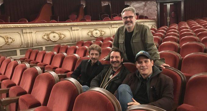 El Institut Valencià de Cultura presenta 'Lehman Trilogy' en el Teatre Principal de Valencia