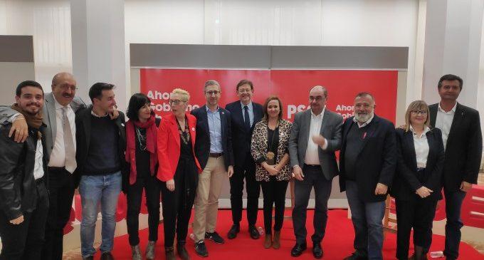 """Puig: """"El Partit Socialista és l'única alternativa que pot garantir la cohesió territorial"""""""