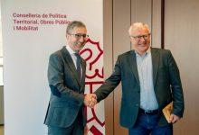 Arcadi España anuncia un estudi per a modernitzar l'Estació d'Autobusos en col·laboració amb l'Ajuntament de València