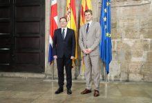 """Puig garanteix la màxima """"cooperació i col·laboració"""" per a minimitzar els efectes del Brexit"""