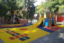Manises renova els seus parcs per a assegurar l'accessibilitat de les usuàries i usuaris