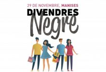 Manises celebra el Divendres Negre con la promoción del comercio local