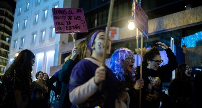 El 25-N es reinventa: la pandèmia no frena les reivindicacions per a acabar amb la violència masclista