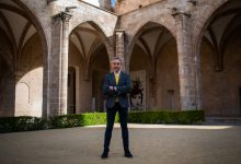 """José Luis Pérez Pont: """"abans de 2016, els artistes en el Consorci de Museus no rebien honoraris pel seu treball, ara si"""""""