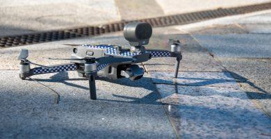 Policia Local i Bombers augmenten la 'plantilla' amb deu drons