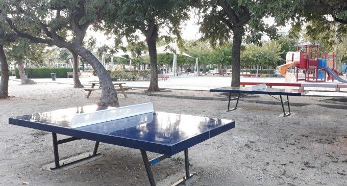 Alaquàs consolida els 'parcs biosaludables' per a activitats físiques a l'aire lliure