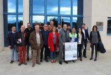 Alzira explica el projecte del carril bici a les dues empreses responsables