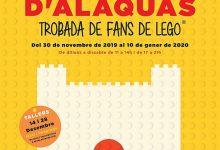 El món Lego arriba al Castell d'Alaquàs