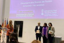 """Alaquàs rep una distinció de la Generalitat per impulsar festes """"inclusives i no sexistes"""""""