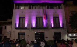 La sociedad de Alaquàs rechaza la violencia machista
