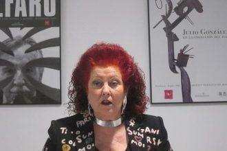 Consuelo Ciscar s'asseurà en el banc dels acusats pel presumpte frau en les obres de Rueda per a l'IVAM