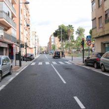 El Ayuntamiento de Torrent reabre la mejora de la calle Camí Reial