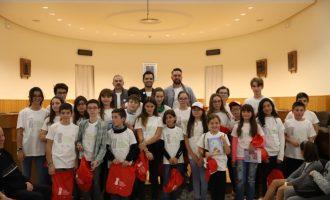 Sesión especial del Consejo de la Infancia y Adolescencia de Paterna por el Día de la Infancia