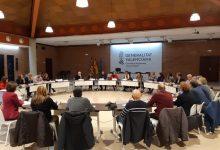 Garijo presenta al Consell de Participació Ciutadana el pla de treball per a la legislatura