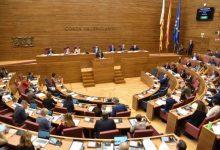 Las Corts rechazan las enmiendas a la totalidad a la ley de acompañamiento