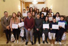 Ontinyent premia a los mejores expedientes académicos